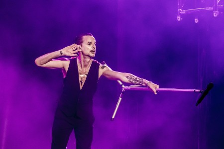 Depeche Mode - Global Spirit Tour 2017, Budapešť